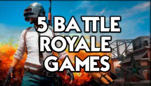 √ Top 5 Game Battle Royale Terbaik 2019 [Android/iOS]