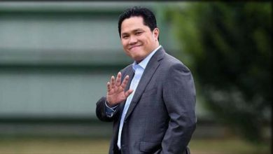 Photo of Menteri BUMN : Erick Thohir