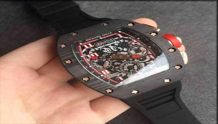 Richard Mille Red Carbon NTPT