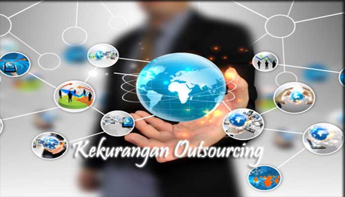 Kekurangan Outsourcing