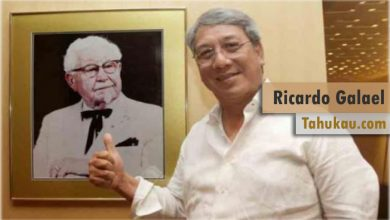 Photo of Ricardo Galael : Sang Penerus Dick Galael