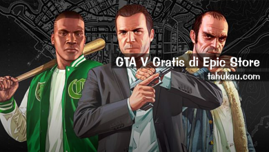 Photo of Epic Store Berikan Akses Download Gratis GTA V