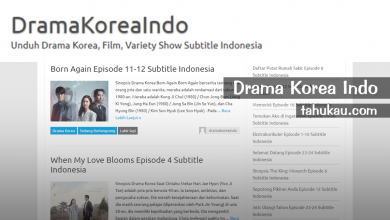 Photo of Cara Download Drakor Sub Indo di Dramakoreaindo