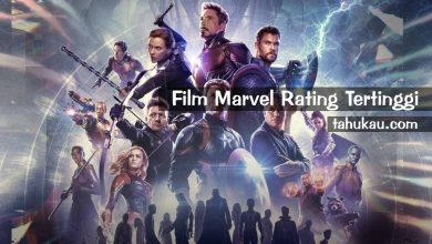 Photo of 5 Film Buatan Marvel Dengan Rating IMDB Tertinggi