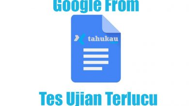 Photo of Tes Ujian Terlucu Docs Google Form 2020