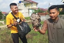 Photo of Youtuber Edo Putra 'Prank Daging Kurban Berisi Sampah!
