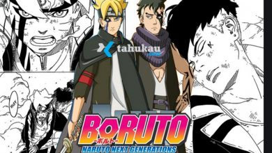 Photo of Download Link Gratis Baca Manga Boruto Chapter Terbaru