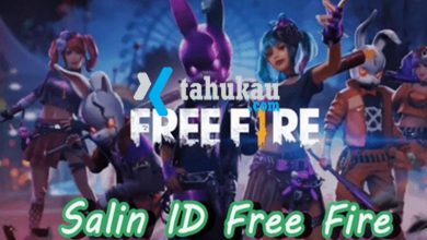 Photo of Begini Caranya Salin ID Akun Free Fire