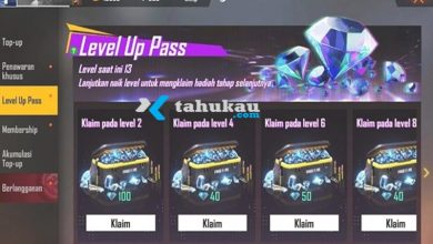 Photo of Mengenal Level Up Pass Free Fire, Cek Disini Penjelasannya