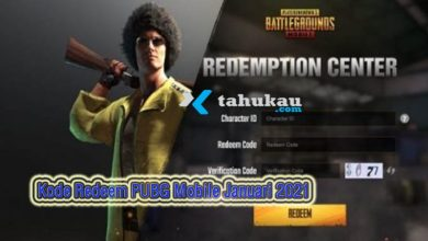 Photo of Terbaru, Klaim Kode Redeem PUBG Mobile Januari 2021