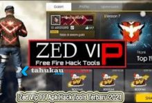 Photo of Download Zed Vip FF Apk Hack Tools Versi Terbaru 2021