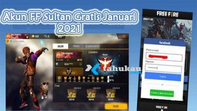 Photo of Akun FF Sultan Gratis Asli masih Aktif Januari 2021