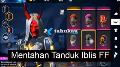 Photo of Mentahan Tanduk Iblis Free Fire Download Gratis Confignya