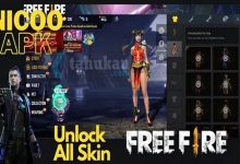 Photo of Download Nico Apk FF Versi Terbaru 2021 Unlock All Skins